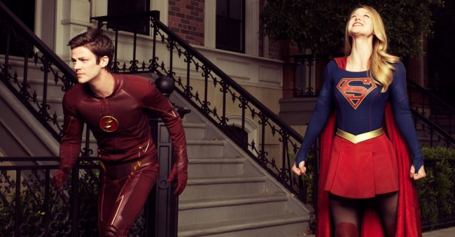 Flash and Supergirl Crossover Confirmed!